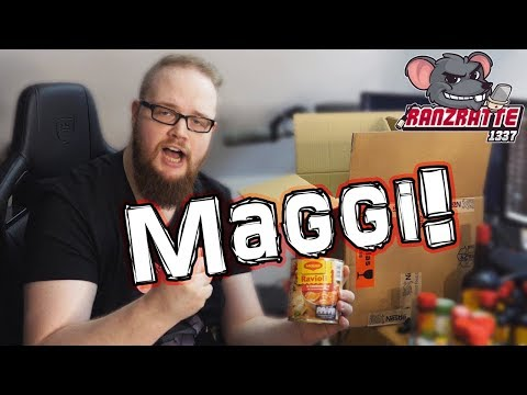 Fettes Maggi Paket! | Ranzratte1337