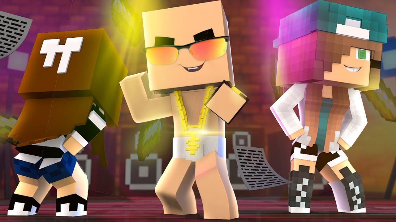 minecraft - who's your daddy?! ‹ bebÊ funkeiro! › (funk baby
