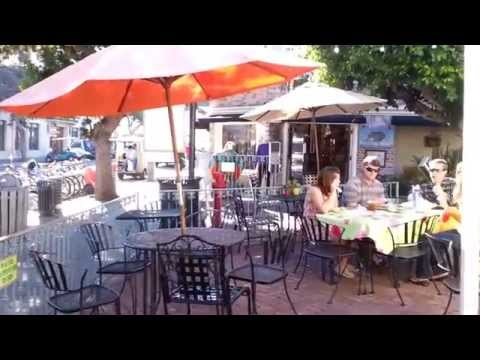 Cafe Metropole on Catalina Island