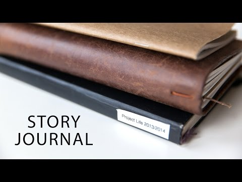 HOW and WHY I keep a Story Journal