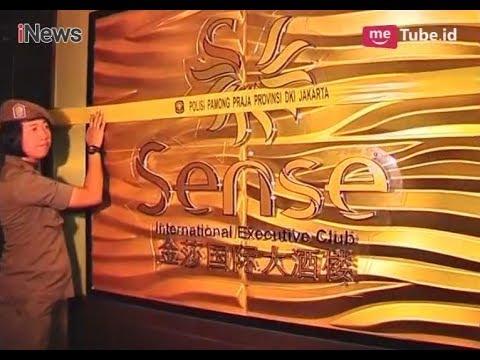 Pasca BNN Gerebek Tempat Hiburan Malam, Satpol PP Segel Sense Karaoke - Special Report 19/04