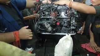 Motores de combustion interna con motiño lll BTP en mecánica automotriz 2017