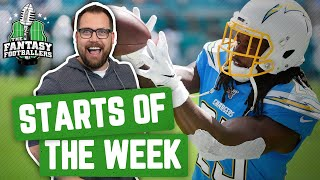 Fantasy Football 2019 - Starts of the Week + Week 5 Breakdown, Winkies & Twinkies - Ep. #788