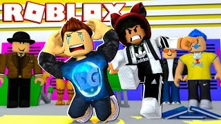 THEY MAKE ME BULLYNG IN THE SCHOOL OF ROBLOX !! - Robloxian Highschool