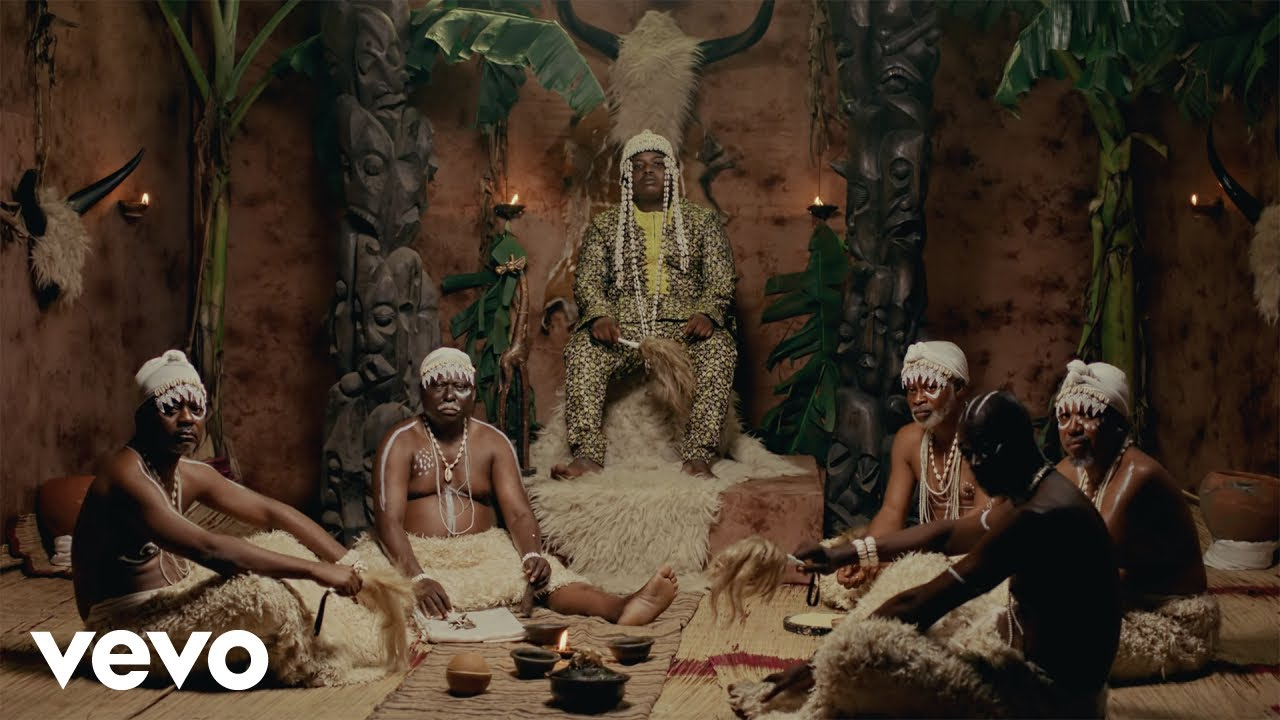 Download Barry Jhay - ASHE SHE (OFFICIAL VIDEO)