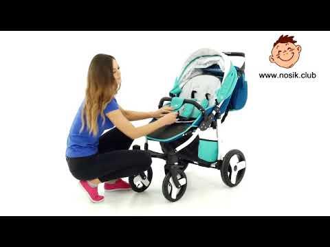5fc271c6bbb9d5 Видеообзор коляски camarelo Elf XEL-3 - YouTube