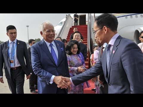 PM in Beijing for Belt and Road forum