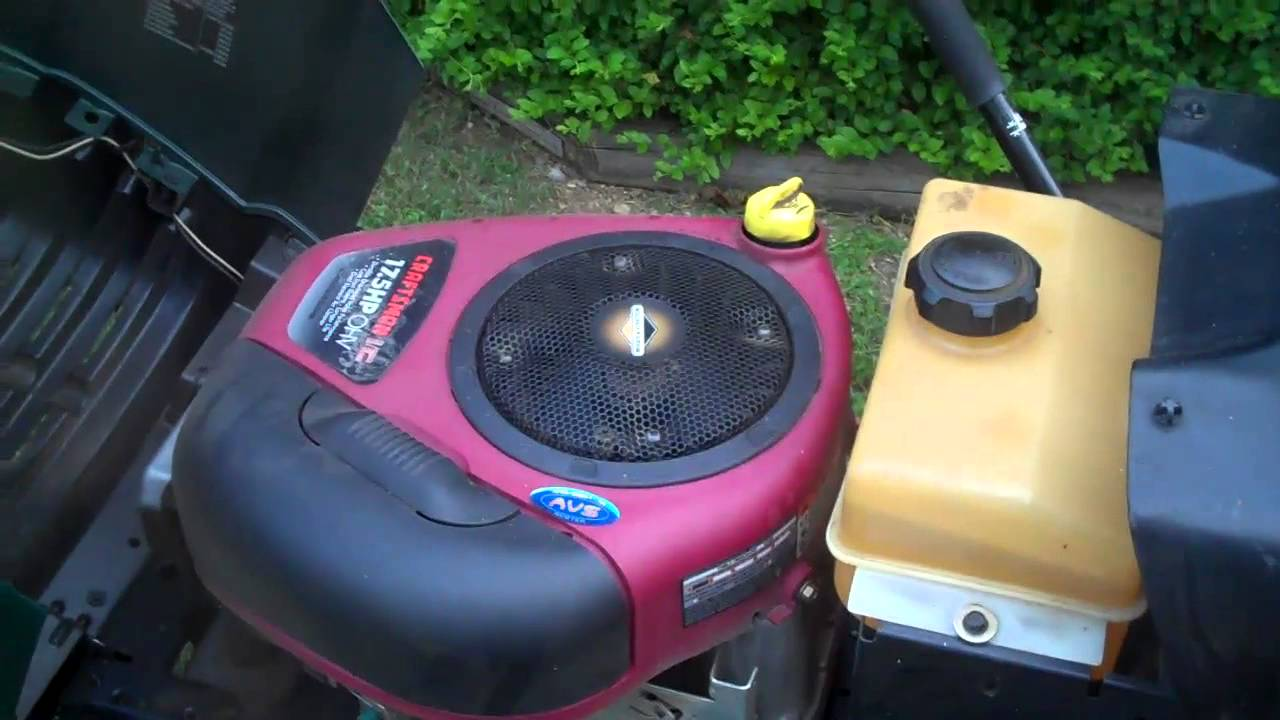 175 Briggs And Stratton Problems