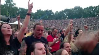 Iron Maiden - The Red And The Black - LIVE Waldbühne Berlin 31.05.2016