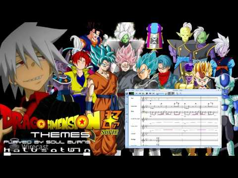 DDS: Themes Played by Soul Eater Evans