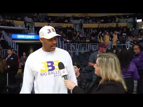 LaVar Ball on why LaMelo Ball was pulled from Chino Hills High School | ESPN