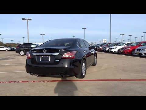 2013 Nissan Altima Denton, Dallas, Fort Worth, Grapevine, Lewisville, Frisco, TX D75102A