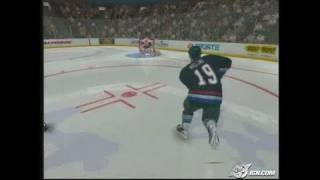 NHL 2005 PlayStation 2 Gameplay - Hit the ice