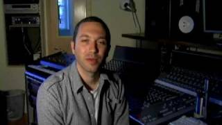 South West Four 2008 - Nic Fanciulli interview