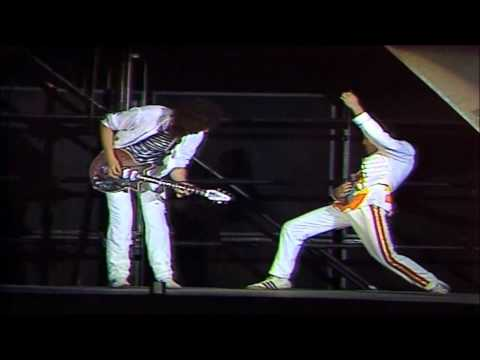 Queen - Now I'm Here  HD (Live At Wembley 86)