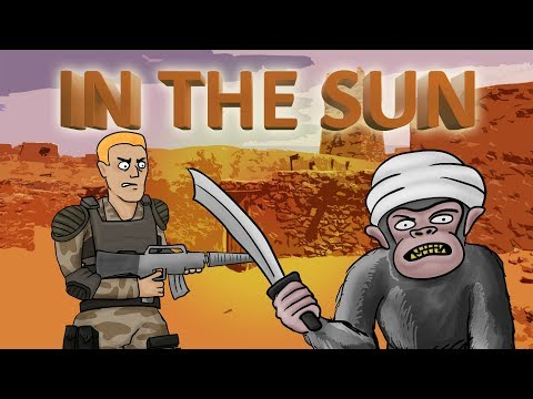 IN THE SUN ~ Song for the Troops ~ Rucka Rucka Ali