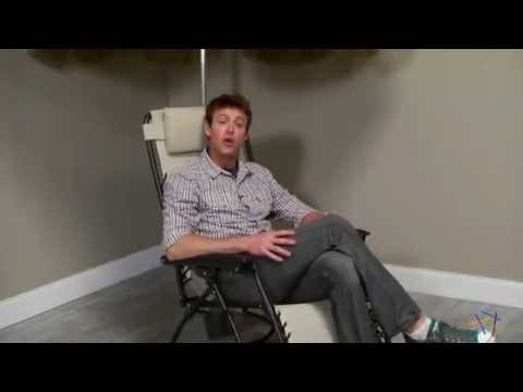 Coral Coast Zero Gravity Lounge Chair - Product Review Video