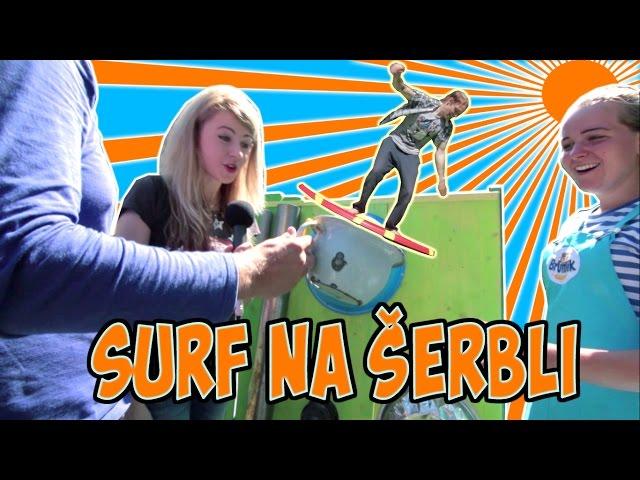 SURFUJEM NA ŠERBLI | RODINNÝ DE? 2016 2.?AS? | Fresh Duo