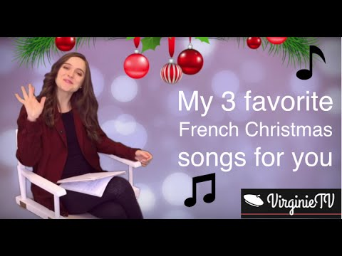 My 3 Favorite Christmas Songs