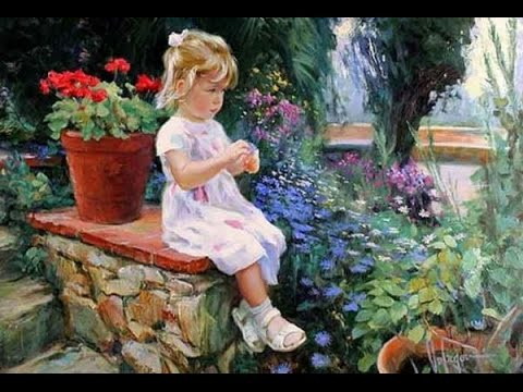 Vladimir Volegov - Russian artist ✽ Angel of Healing / Steph