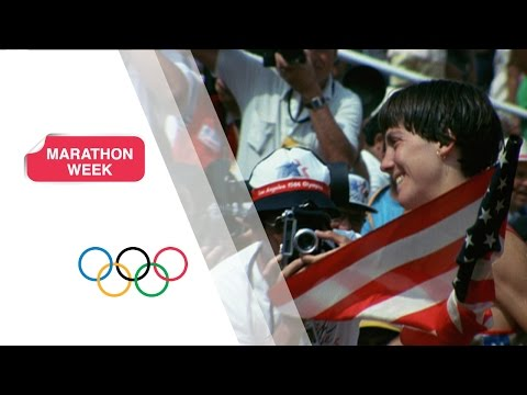 Los Angeles 1984 Olympic Marathon | Marathon Week