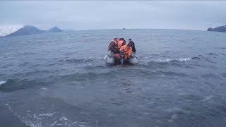 Выжившие в океане