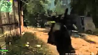 Modern Warfare 3 Online Gameplay