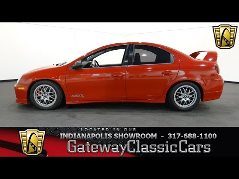 2005 Dodge Neon SRT-4 ACR - Gateway Classic Cars Indianapolis - #449NDY