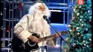Узбекский Дед Мороз. Песня