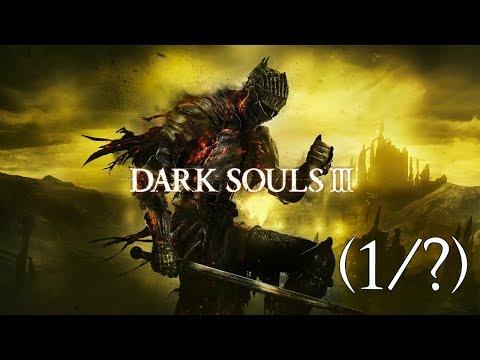 An Otaku Streams: Dark Souls III (1/?) Robbie Rotten