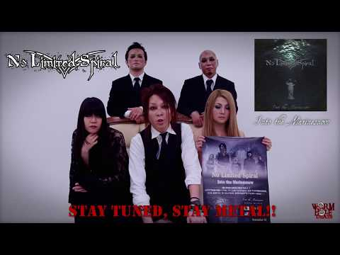 No Limited Spiral sign with Wormholedeath - Video Announcement