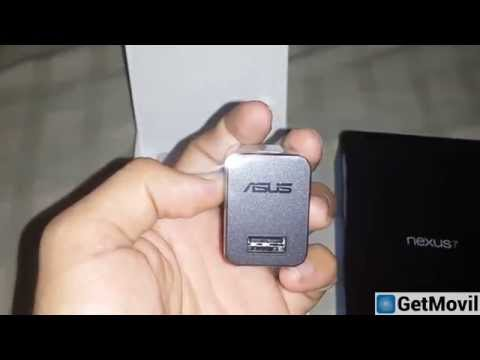 Unboxing Nexus 7 Segunda Generacion - 2013