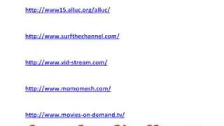 How to Stream Movies Online For Free-www.softwarecomplex.blogspot.com