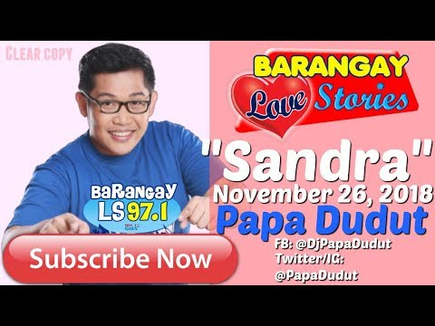 Barangay Love Stories November 26, 2018 Sandra