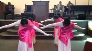 Universal Apostolic Free Church of God, Praise Dancers