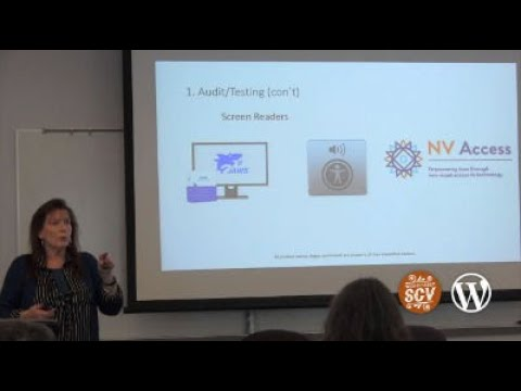 Sumner M Davenport : The Ease Of Web Accessibility Compliance With WordPress