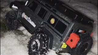 Traxxas TRX 4 Defender 3S Icy Night Crawl - RC Trail Truck - Netcruzer RC