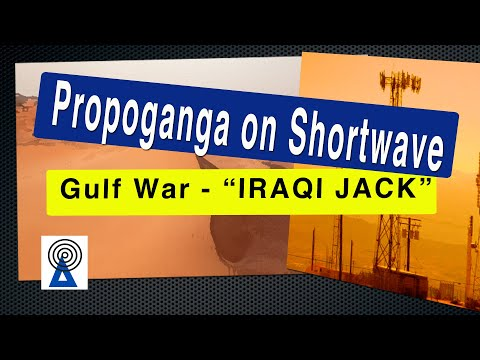 Iraqi Jack   Radio Baghdad -  Iraqi propaganda during the Gulf War