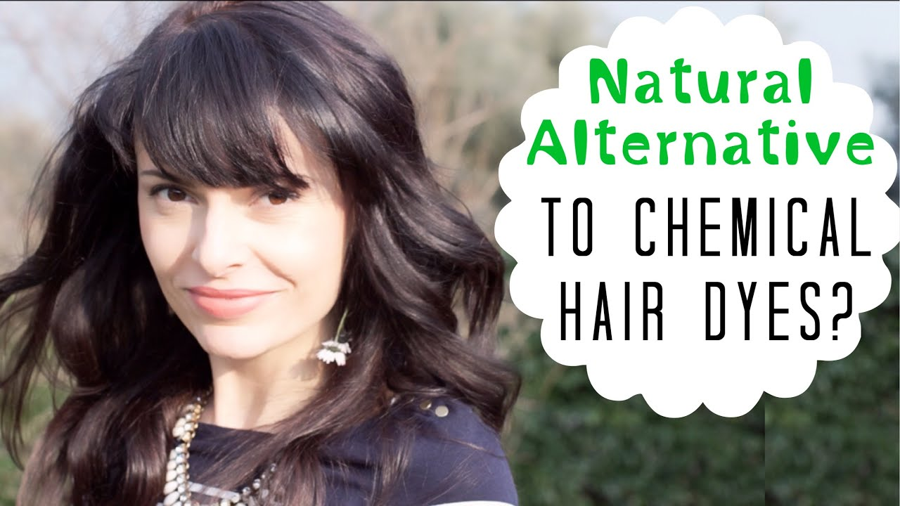 Chemical Free Hair Dye Is There A Natural Alternative To Chemical