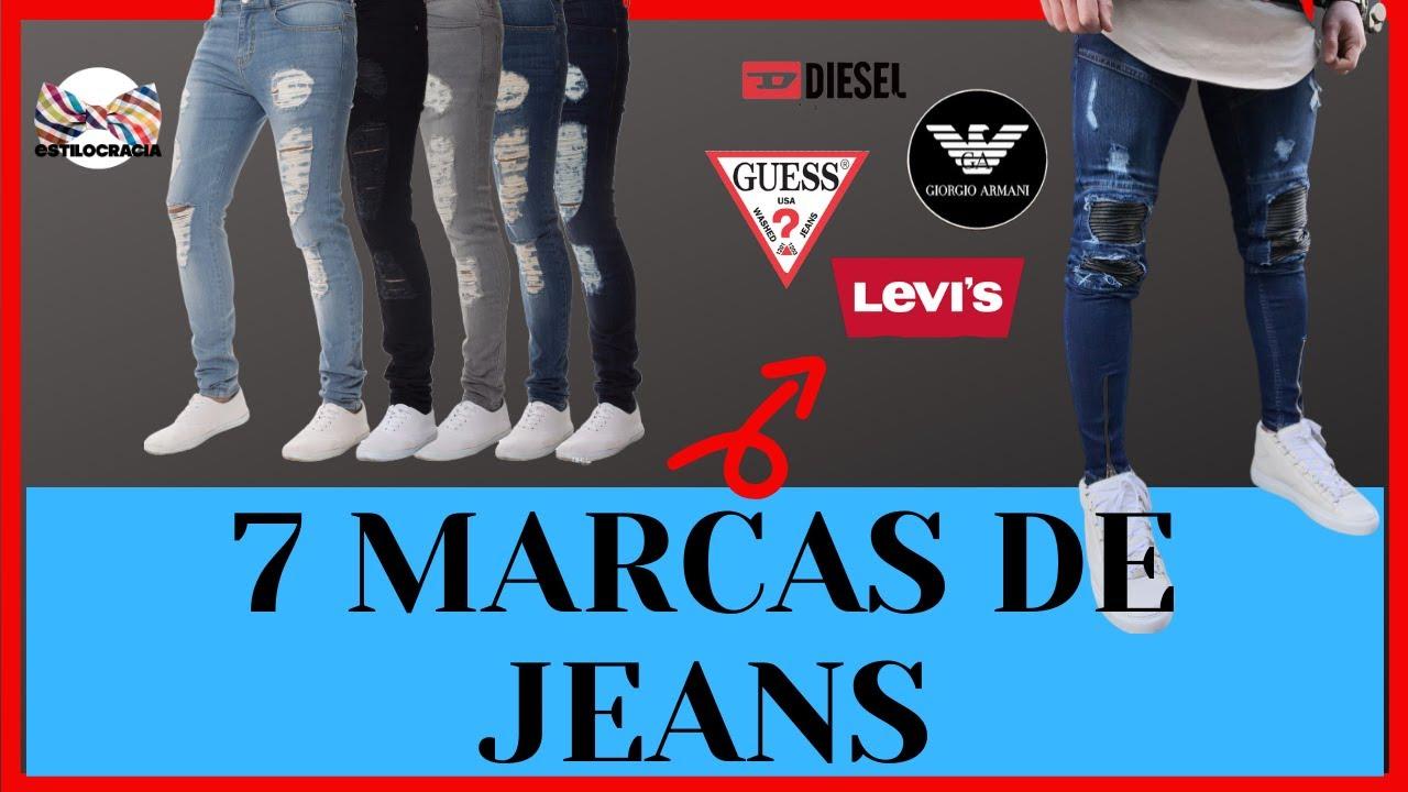 7 Marcas Jeans Las Que Debes Conocer La Mejor Es Youtube