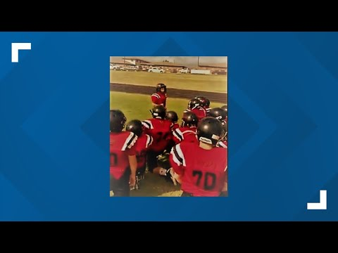 Sylvia Chacon - Meet 10 y/o Motivational Speaker that Inspires West Texas Football Players