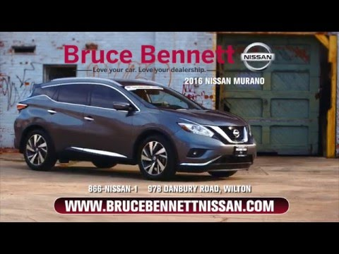 2016 Nissan Murano at Bruce Bennett Nissan