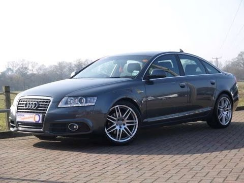 2010 Audi A6 S Line Special Edition 2 0tdi 170 Dsg For