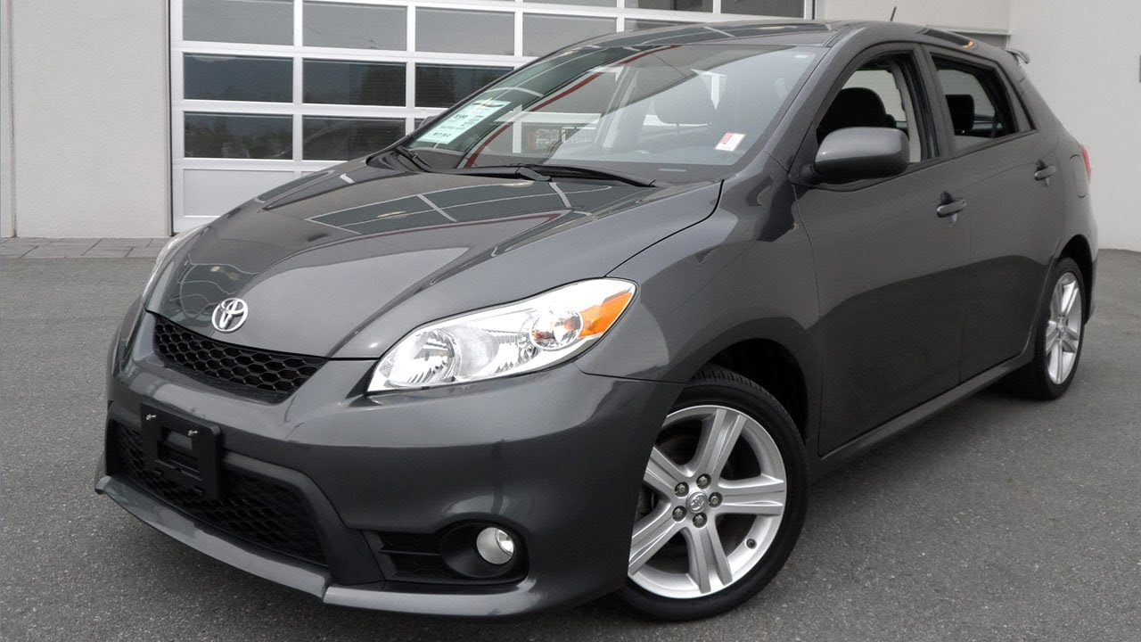 sold 2011 toyota matrix s preview at valley toyota scion located in chilliwack b c b1413