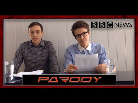 BBC News PARODI (Norsk)