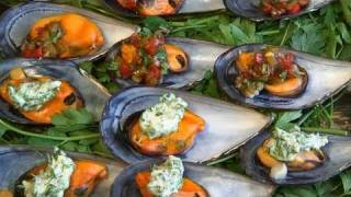 How To Do Steamed Mussel Canapes At Home