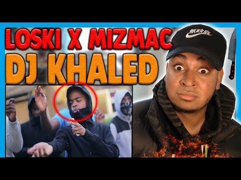 LOSKIS FREE!! Loski X MizOrMac - DJ Khaled Reaction #Harlem  Spartans @Drilloski_hs Teddy buckshot