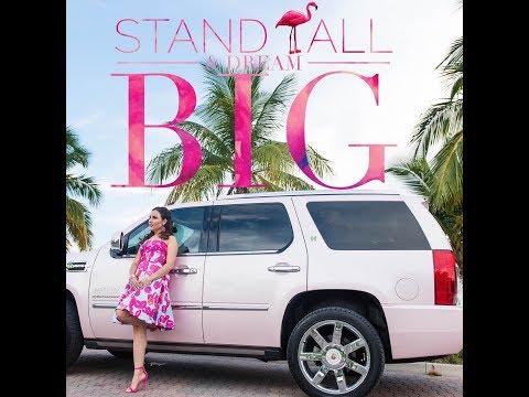 Auri Hatheway - Darling, Stand Tall  & Dream Big!