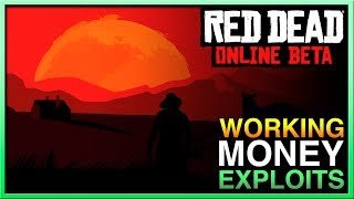 Red Dead Redemption 2 Online - FASTEST MONEY GLITCH in Red Dead Online! Easy Money in RDR2 Online!