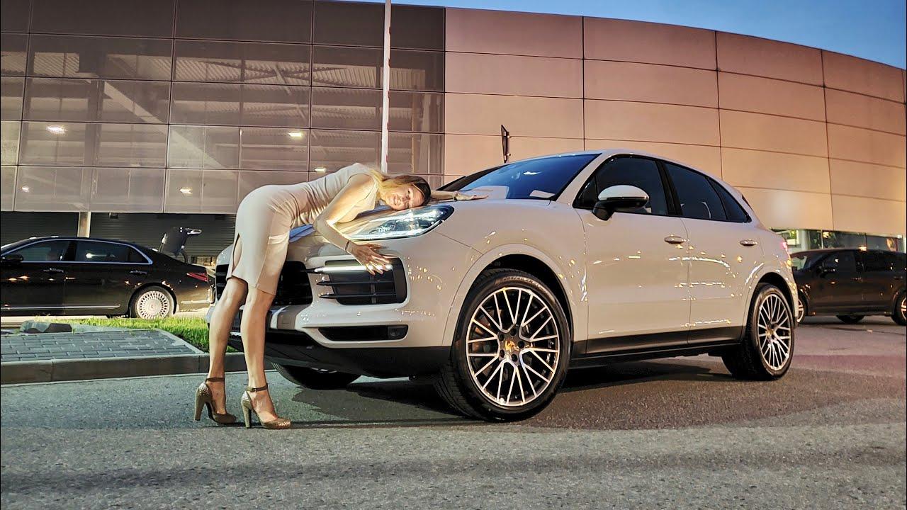 Купили новый Porsche Cayenne за 7 млн руб. Первые проблемы. Лиса рулит